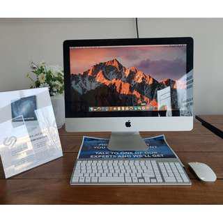 Apple iMac (21-Inch, Mid 2010)