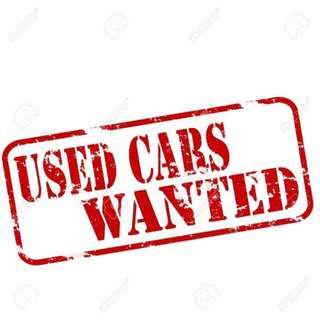 *** All Model Used Cars And Scrap Car Wanted ***