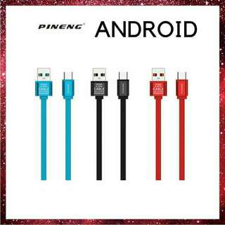 ⚡🔎PN-303 DATA & CHARGING CABLE 1M ⚡Fast Charging🔋