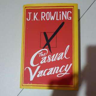 The Casual Vacancy - JK Rowling