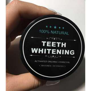 Charcoal Teeth Whitener NEW