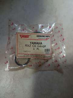 RXZ yahama oil gauge set original