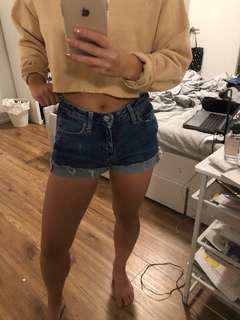 Vintage - Wrangler reworked shorts
