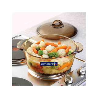 Luminarc Amberline 3L Fire Proof Casserole