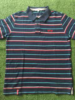 lee coper polo shirt