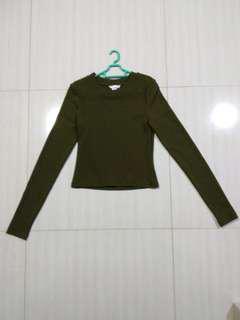 #1212 H&M Pullover