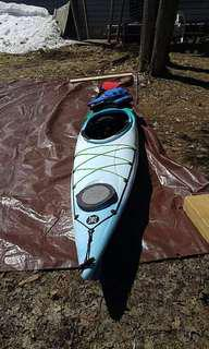 Perception Carolina 12 foot Kayak