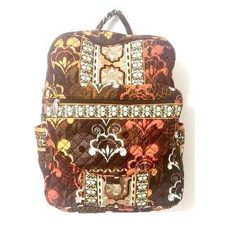 New price!! Quilted pattern backpack