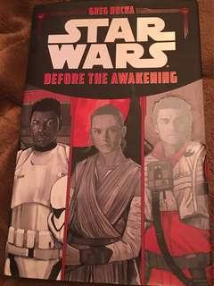 Star Wars Book set of 4