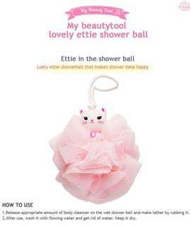 Etude House - Lovely Etta Shower Ball #mcsbeauty