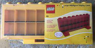 Authentic Lego Mini Figures Case