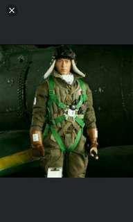 3R DID Zero Fighter Pilot WWII 1/6