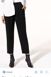 *price drop* Aritzia babaton cohen pique pants
