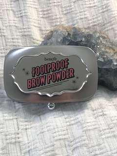 Benefit Foolproof Brow Powder Shade 3