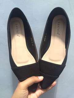 Jual sepatu Lav!ola Black