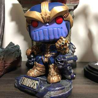 Custom Pop Thanos on throne