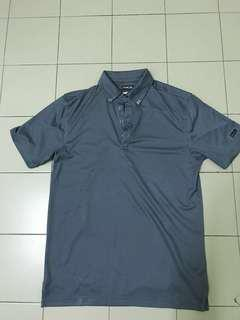 PG golf shirt wear once