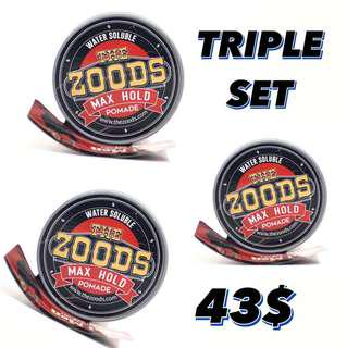 Holla Friday [The Zoods Max Hold Pomade Cheapest]