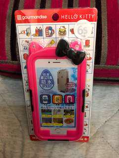 Hello kitty iPhone 6 waterproof case