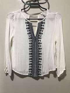 Forever21 Boho Top (US bought)