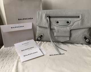 [Unused w Receipt] Authentic Balenciaga Fold Clutch