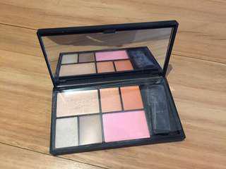 Sleek MakeUp Eye & Cheek Palette - All Day Soiree