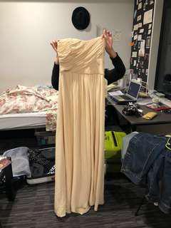 M&S ball dress