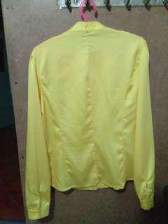 Blouse (yellow)