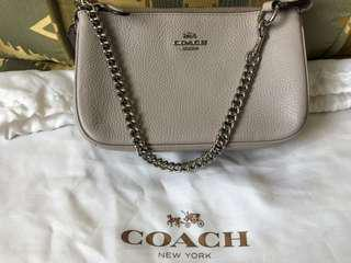 Coach Leather Wrislet