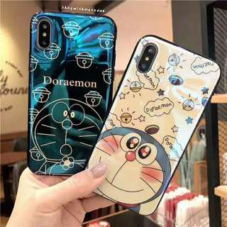 Holograhpic Doraemon Huawei P20 / P20pro / Iphone X casing