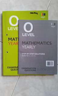 O Level Emath and AmathTYS