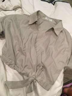 Aritzia babaton shirt