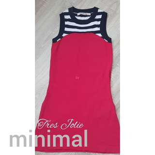 Casual Dress Tres Jolie