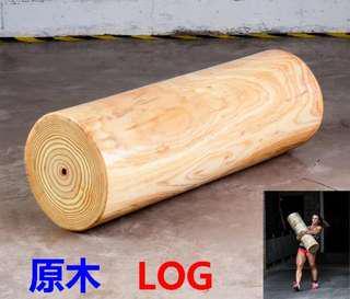 Heavy Log crossfit READY STOCK