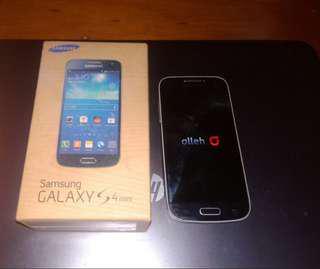 samsung galaxy s4 mini.. last price!!