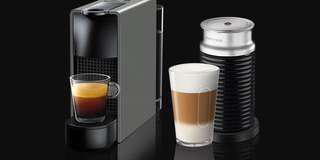 NESPRESSO ESSENZA MINI & AEROCCINO SET