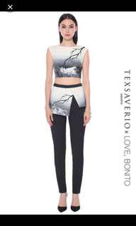 Love Bonito Tex Saverio Pants