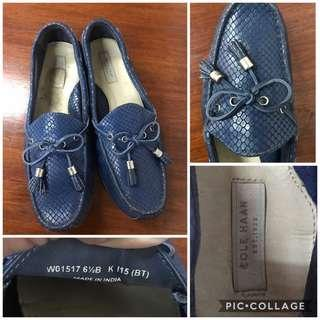 Cole Haan Loafers 6.5 Blue
