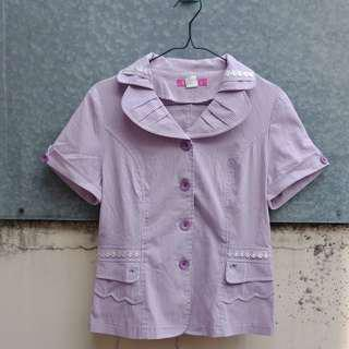 Preloved blouse blazer