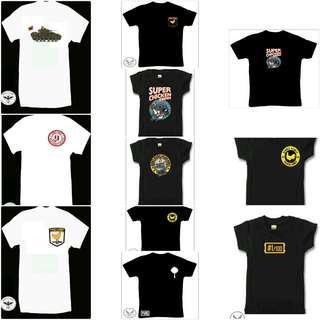 T shirt PUBG MOBILE