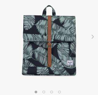 Herschel City Backpack Mid-Volume (palm edition) 6c4ee03ab6ad1
