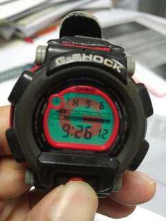 Vintage Casio G-Shock DW-003