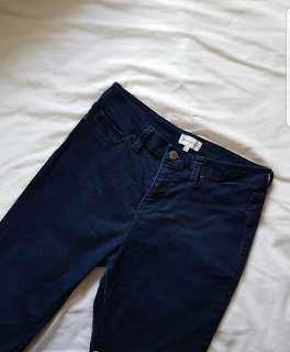 Warehouse Highwaisted Jeans UK12
