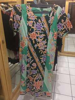 Batik Dress / Terusan selutut #mausupreme
