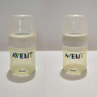 2 x Avent Classic 4 oz - Preloved