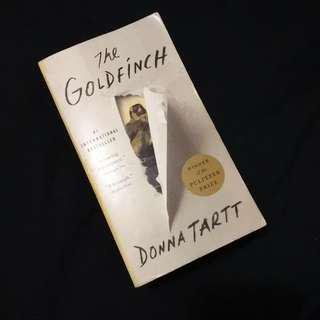 Goldfinch by Donna Tartt