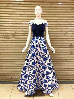 Evening gown/ gaun pesta