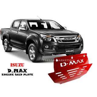 4X4 ISUZU DMAX ENGINE SKID PLATE