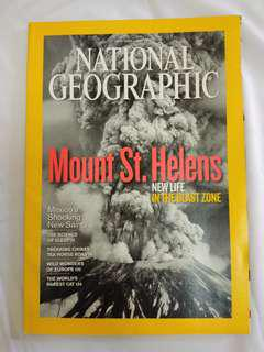 National Geographic May 2010