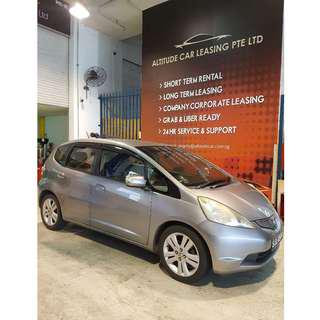 Cheap Honda Fit for rent